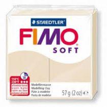 Pâte Fimo Soft 57g Sahara n°70