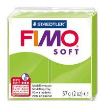 Pâte Fimo Soft 57g Vert Pomme n°50