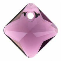 Pendentif Princess Cut Pendant 6431 Amethyst 11,5mm x1