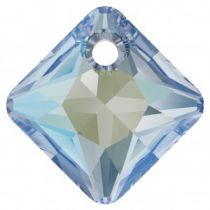 Pendentif Princess Cut Pendant 6431 Aquamarine 11,5mm x1