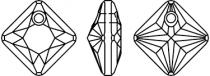 Pendentif Princess Cut Pendant 6431 Crystal Bermuda Blue  11,5mm x1