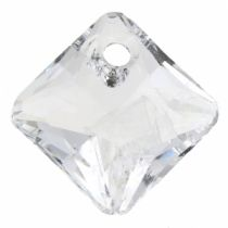 Pendentif Princess Cut Pendant 6431 Crystal Bermuda Blue  11,5mm x1