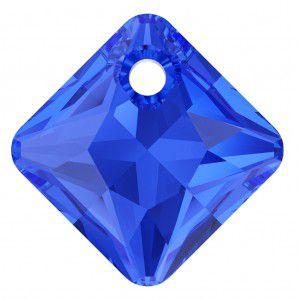 Pendentif Princess Cut Pendant 6431 Majestic Blue 11,5mm x1