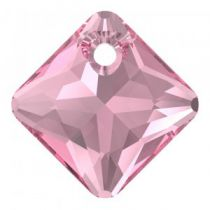Pendentif Princess Cut Pendant 6431 Rose 11,5mm x1