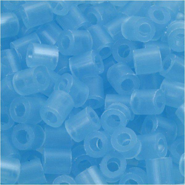 Perles à Repasser Bleu Clair Transparent  n°29