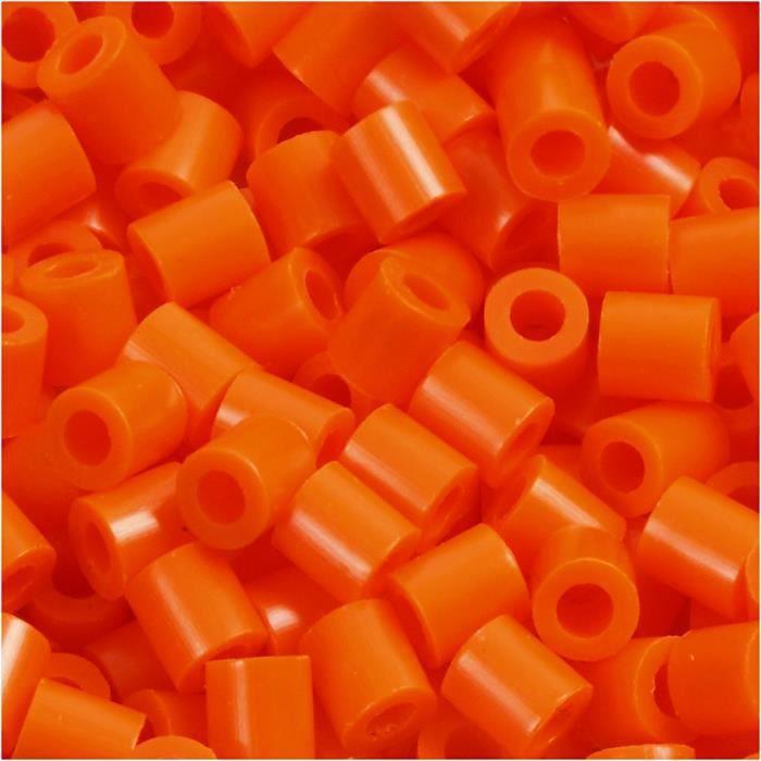 Perles à Repasser Orange n°13