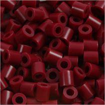Perles à Repasser Rouge Fonce n°4