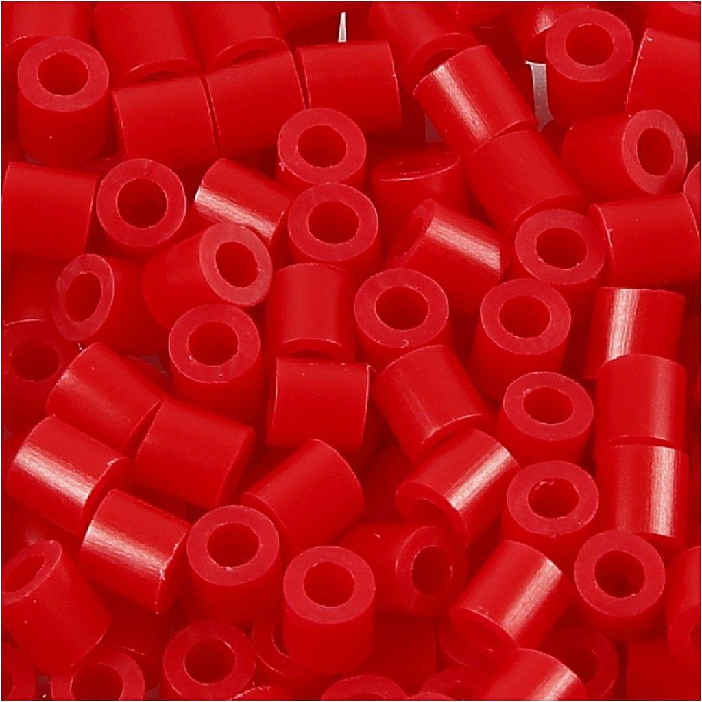 Perles à Repasser Rouge n°19