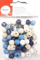 Perles en bois Ø 9 mm x60