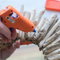 Pistolet à colle cléopâtre + base