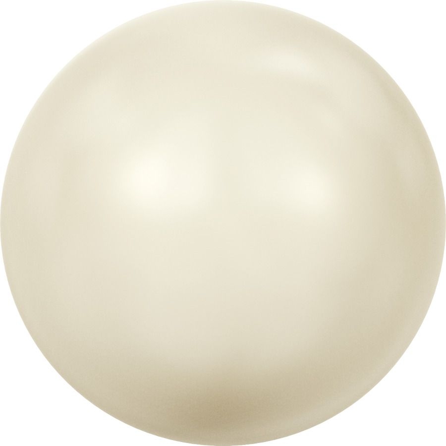 Ronde nacrée 5810 10mm Crystal Cream Pearl x1 Swarovski