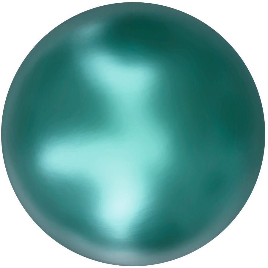 Ronde nacrée 5810 6mm Crystal Iridescent Tahitian Look Pearl x10 Swarovski