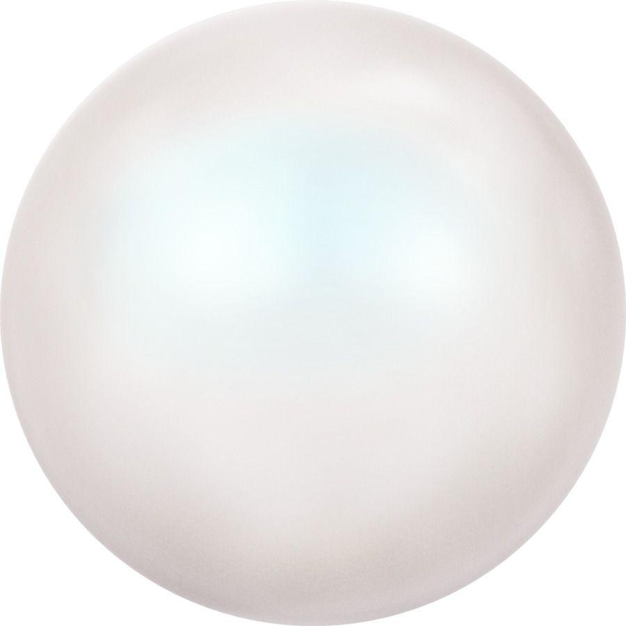Ronde nacrée 5810 6mm Crystal Pearlescent White Pearl x10 Swarovski