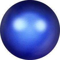 Ronde nacrée 5810 8mm Crystal Iridescent Dark Blue Pearl x5 Swarovski