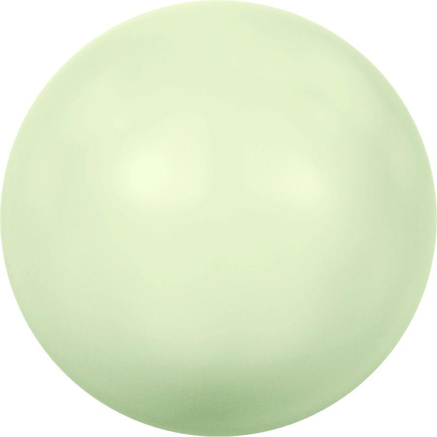 Ronde nacrée 5810 8mm Crystal Pastel Green Pearl x5 Swarovski