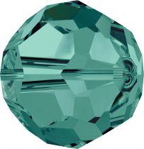 Rondes 5000 Blue Zircon 6mm x6 Cristal Swarovski