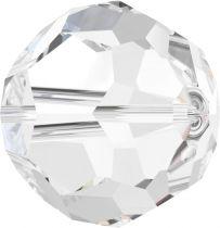 Rondes 5000 Crystal 6mm x6 Cristal Swarovski
