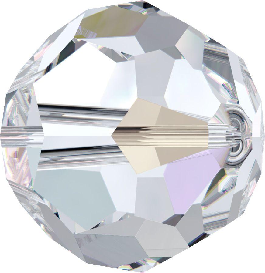 Rondes 5000 Crystal AB 8mm x1 Cristal Swarovski