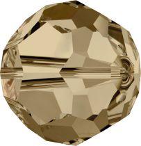 Rondes 5000 Crystal Golden Shadow 3mm x20 Cristal Swarovski