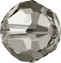 Rondes 5000 Crystal Satin 6mm x6 Cristal Swarovski