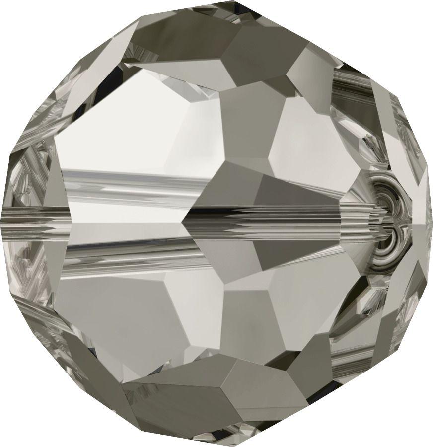 Rondes 5000 Crystal Satin 8mm x1 Cristal Swarovski