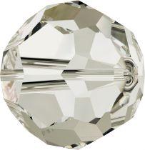 Rondes 5000 Crystal Silver Shade 2mm x 50 Cristal Swarovski