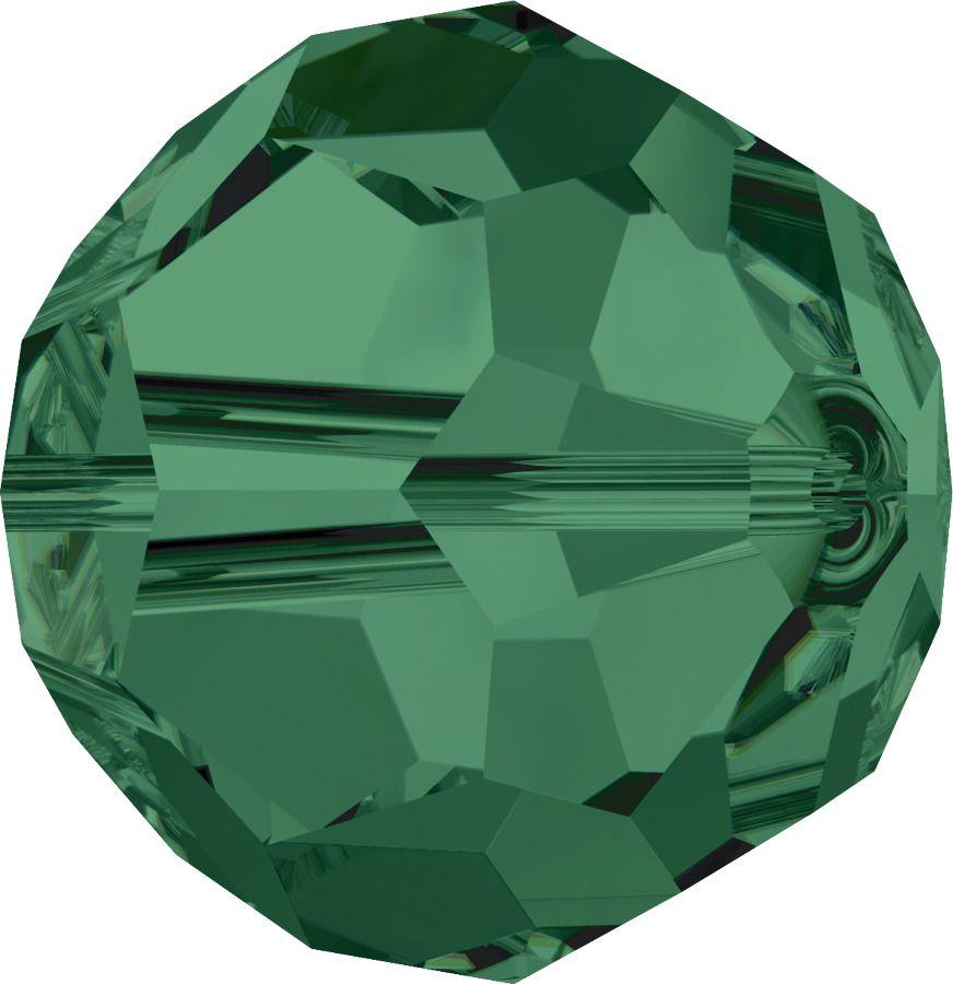 Rondes 5000 Emerald 2mm x50 Cristal Swarovski
