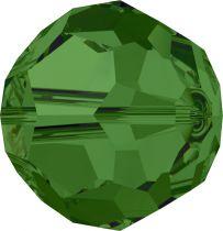 Rondes 5000 Fern Green 4mm x20 Cristal Swarovski