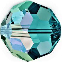 Rondes 5000 Indicolite AB 8mm x1 Cristal Swarovski