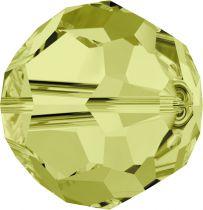 Rondes 5000 Jonquil 8mm x1 Cristal Swarovski