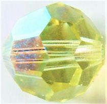 Rondes 5000 Jonquil AB 8mm x1 Cristal Swarovski