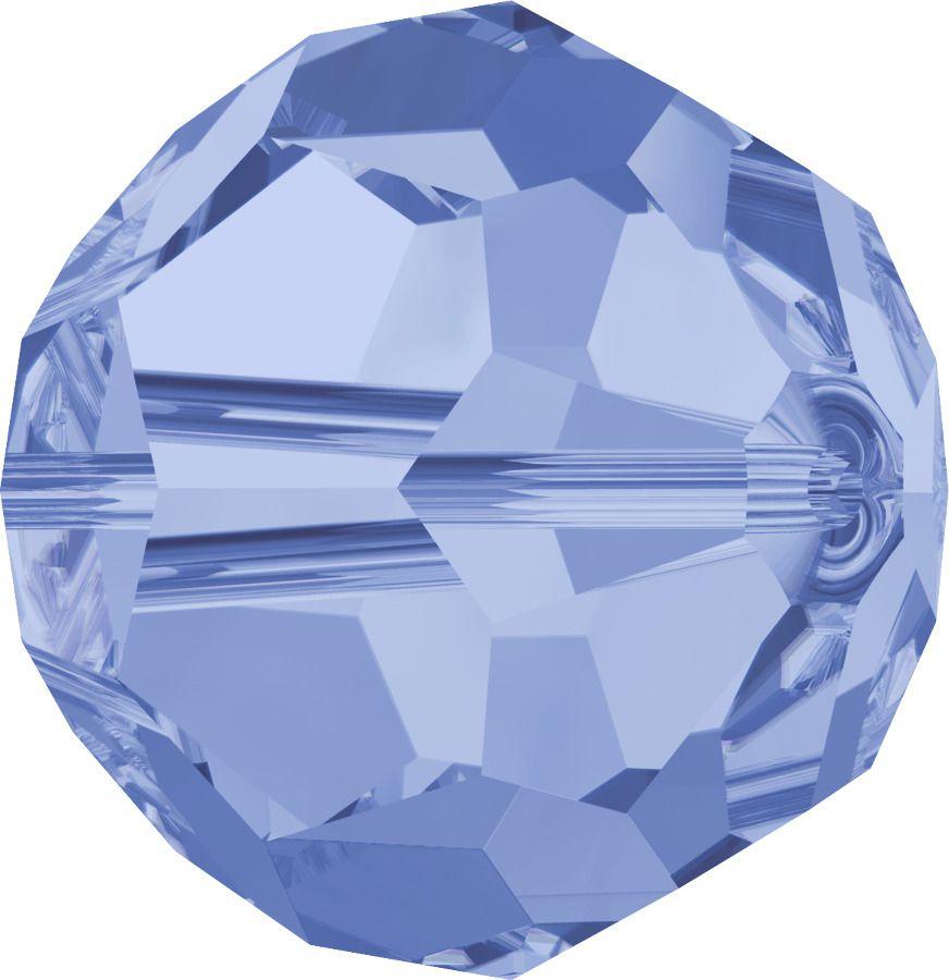 Rondes 5000 Light Sapphire 8mm x1 Cristal Swarovski