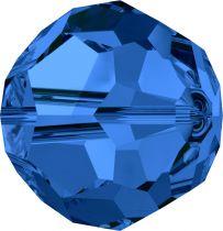 Rondes 5000 Sapphire 8mm x1 Cristal Swarovski