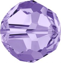 Rondes 5000 Tanzanite 6mm x6 Cristal Swarovski