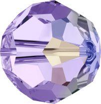 Rondes 5000 Tanzanite AB 4mm x20 Cristal Swarovski