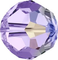 Rondes 5000 Tanzanite AB 8mm x1 Cristal Swarovski
