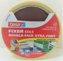 Ruban adhésif double face extra fort Tesa 50mm x 5