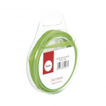 Ruban organdi vert clair 7mm -10m