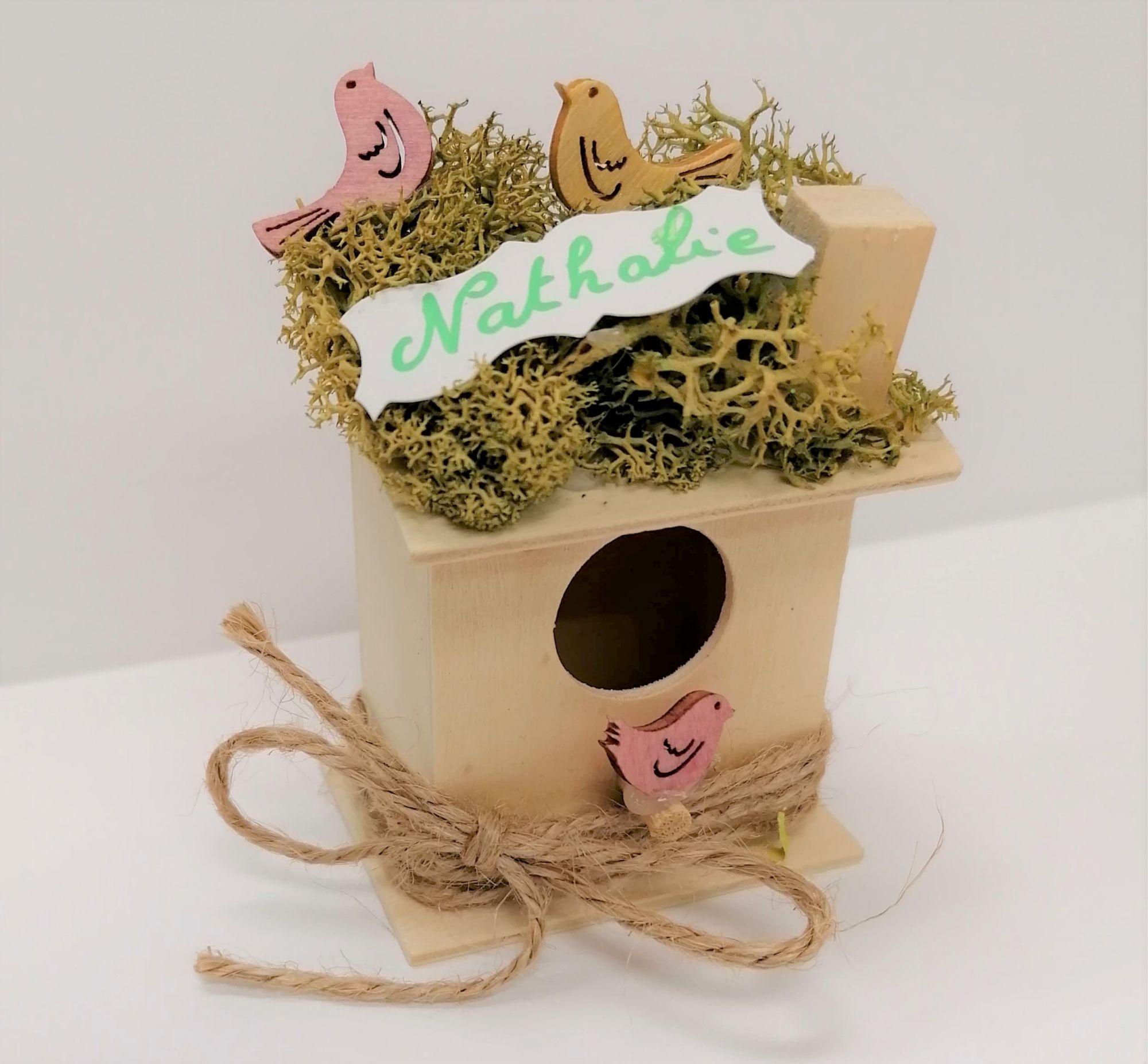 Sachet de mousse végétal 30g naturel