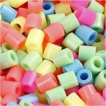 Seau De Perles à Repasser X10000 Couleurs Pastels