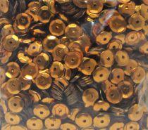 Sequins paillettes bombés rayher 6mm cuivre 4000 pièces