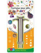 Seringue à piston pour Fimo - 19 formes