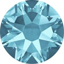 Strass 2028 Aquamarine 6mm x10 Swarovski