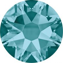 Strass 2028 Blue zircon 6mm x10 Swarovski