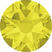 Strass 2028 Citrine 6mm x10 Swarovski