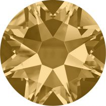Strass 2028 Light Colorado Topaz 7mm x10 Swarovski