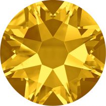 Strass 2028 Light Topaz 7mm x10 Swarovski