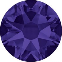 Strass 2028 purple velvet 6mm x10 Swarovski