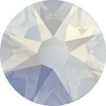 Strass 2028 White Opal 6mm x10 Swarovski