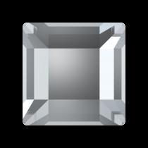 Strass Carré 4mm 2400 Crystal x1 Swarovski